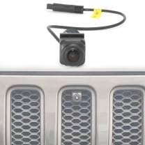 for Jeep Wrangler JL Rubicon JLU Gladiator JT 2018-2020 Forward Facing Off-Road Front View Camera Kit