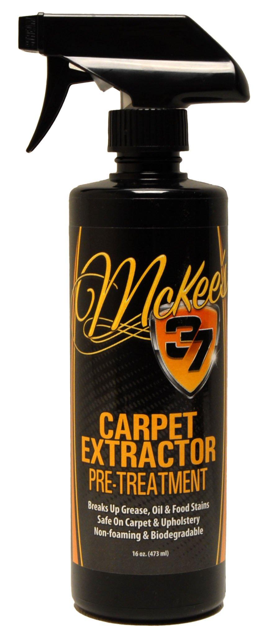 McKee's 37 MK37-390 Carpet Extractor Pre-Treatment, 16 fl. oz.