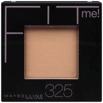 Maybelline New York Fit Me! Powder, 325 Cream Beige, 0.3 Ounce