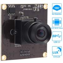 Camera USB 2MP USB Camera Module USB 3.0 Webcam with Sony IMX291 Sensor Industrial Camera Module Supported OTG,1080P Camera USB with 0.01LUX Low Illumination for Android Windows Linux Mac PC Camera