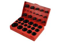 ABN Assorted O Ring Kit - Metric Rubber O Rings Assortment Set, 419 Piece Assorted O Ring Rubber Washer Set
