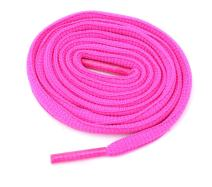 "Oval Athletic Shoelaces 1/4"" Thick Solid Colors for All Shoes Several Lengths"