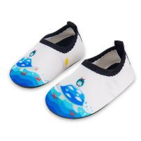 Lauwodun Baby Kids Toddler Infants Boys Girls Water Shoes Barefoot Aqua Sock Shoes for Beach Pool Surfing Yoga Swimming Walking