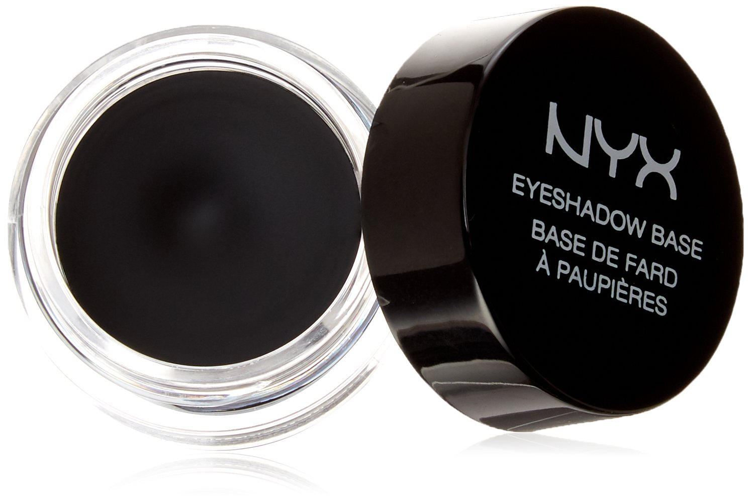 NYX PROFESSIONAL MAKEUP Eyeshadow Base Primer, Black