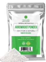 Arrowroot Powder 1 Lb. Arrowroot Flour Starch, Immune Health & Metabolism, non-GMO & Gluten-free