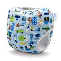 Storeofbaby Baby Swim Diapers Reusable Adjustable Pools Pant Infant 0-3 Years