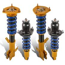MOSTPLUS Coilovers Struts Compatible for 2000 2001 2002 2003 2004 2005 2006 Toyota Celica Adjustable Lowering Suspension Kit (Set of 4)