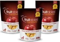 Fruitables Apple & Bacon Natural Dog Biscuits