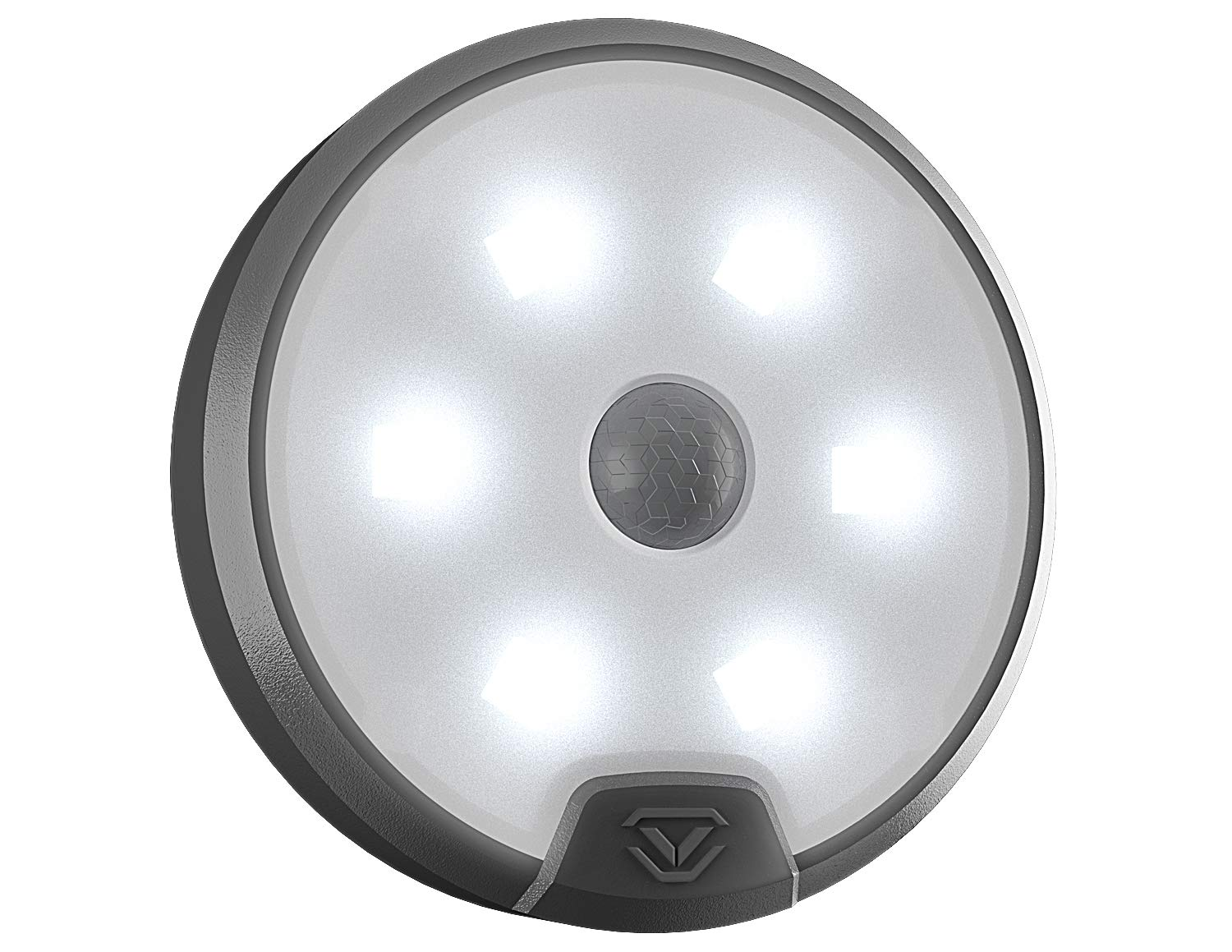 Vaultek VLED6 Motion Activated Universal LED Light with Rechargeable Battery. Perfect for Lighting Inside Gun Safe.