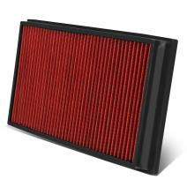 DNA motoring AFPN-055-RD Replacement Drop In Air Filter