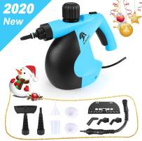MLMLANT Steam Cleaner- Multi Purpose High Pressure Steamer with 12-Piece Accessories, Chemical-Free Steam Cleaning for Home, Stain Removal, Curtains, Car Seats, Floor