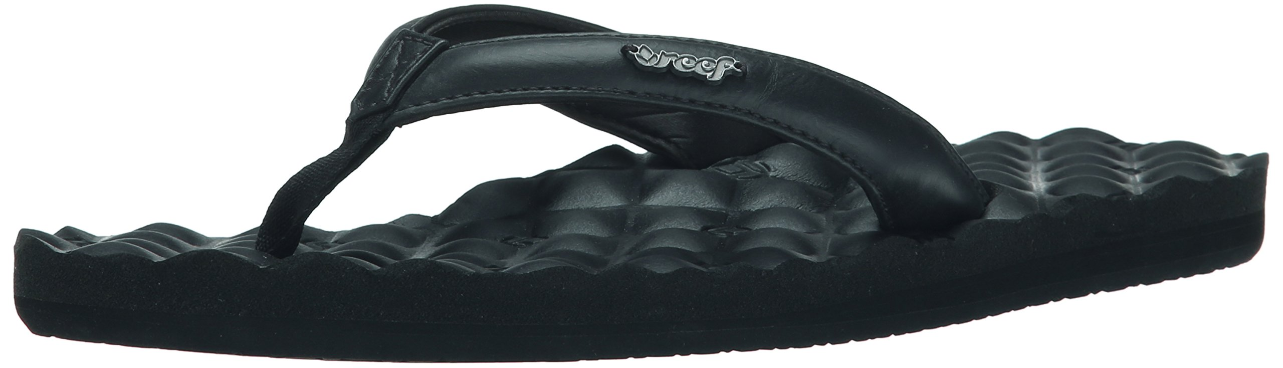 Reef Womens Sandals Dreams | Faux Leather Quilted Flip Flops For Women With Soft Cushion Footbed | Waterproof ,  ,