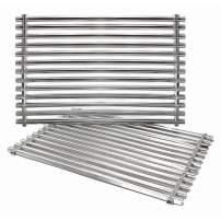 """Hongso 7521 7522 7523 15"""" 304 Stainless Steel Cooking Grid Grate for Weber Old Spirit 200 Series, Spirit E/S 200 & 210 with Side Control Panel Genesis Silver A, Spirit 500 Gas Grill 65905 65904 SCG521"""