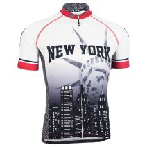 Canari Cyclewear NYC Liberty Bike Jersey - Men's