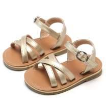 Kiderence Toddler Girls Slides Sandals Kids Sandals Little Girls Baby Girls Shoes