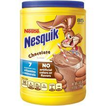 Nestle Nesquick Chocolate Flavored Powder (2.61 lb.)