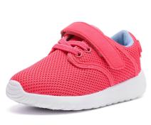 DADAWEN Baby Boys Girls Lightweight Breathable Strap Sneakers Casual Athletic Running Shoes