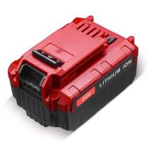 Firstpower 6.0Ah 20V Lithium Battery PCC685L Replacement for Porter Cable 20V MAX Lithium ion Battery PCC680L PCC682L Compatible with Porter Cable 20 Volts Cordless Tools