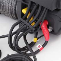 Smittybilt X2O - Waterproof Steel Cable Winch - 17,500 lb. Load Capacity
