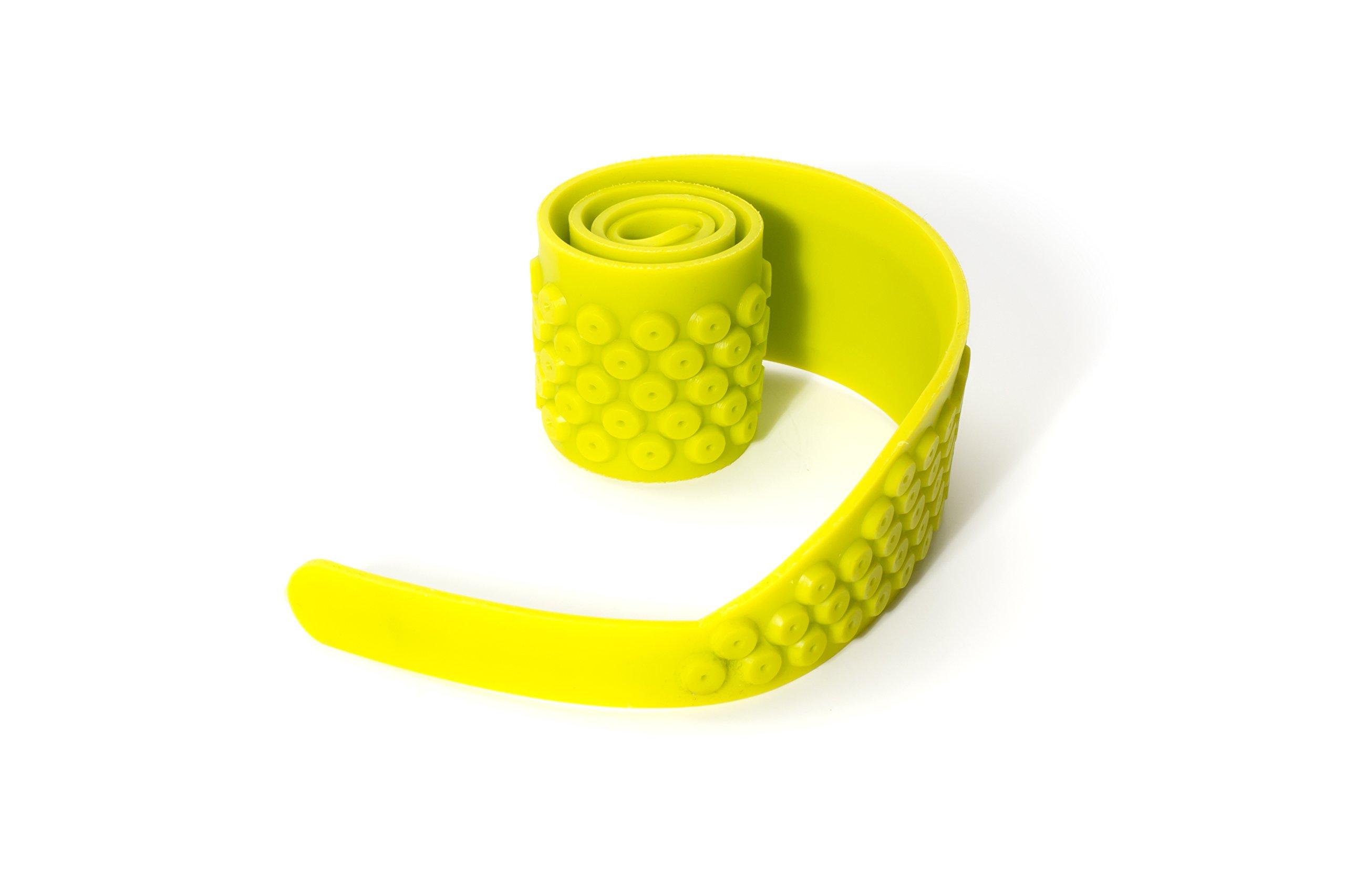 "Limbsaver Comfort-Tech 24023 Hand Tool Grip Wrap, 16"", Yellow"