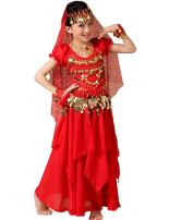 Astage Girls Princess Costume Halloween Clothing Carnival Dress Dance All Sets