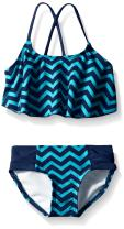 Kanu Surf Girls' Beach Sport 2-Piece Swimsuit