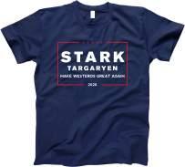GunShowTees Men's Stark Targaryen 2020 GoT Shirt