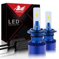 Win Power H7 LED Headlight Bulb, 42W 6000K Korea CSP Chips Conversion Kit