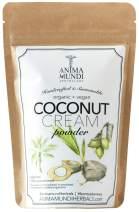 Anima Mundi Coconut Cream Powder - Organic Powdered Creamy Coconut Meat for Lattes, Smoothies + Desserts, Vegan + Non-GMO Instant Plant Mylk Creamer (8oz)