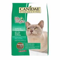 CanidaeLife Stages Dry Cat Food For Kittens, Adults & Seniors
