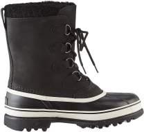 Sorel Men's Snow Winter Boots, Black Dark Stone, 45