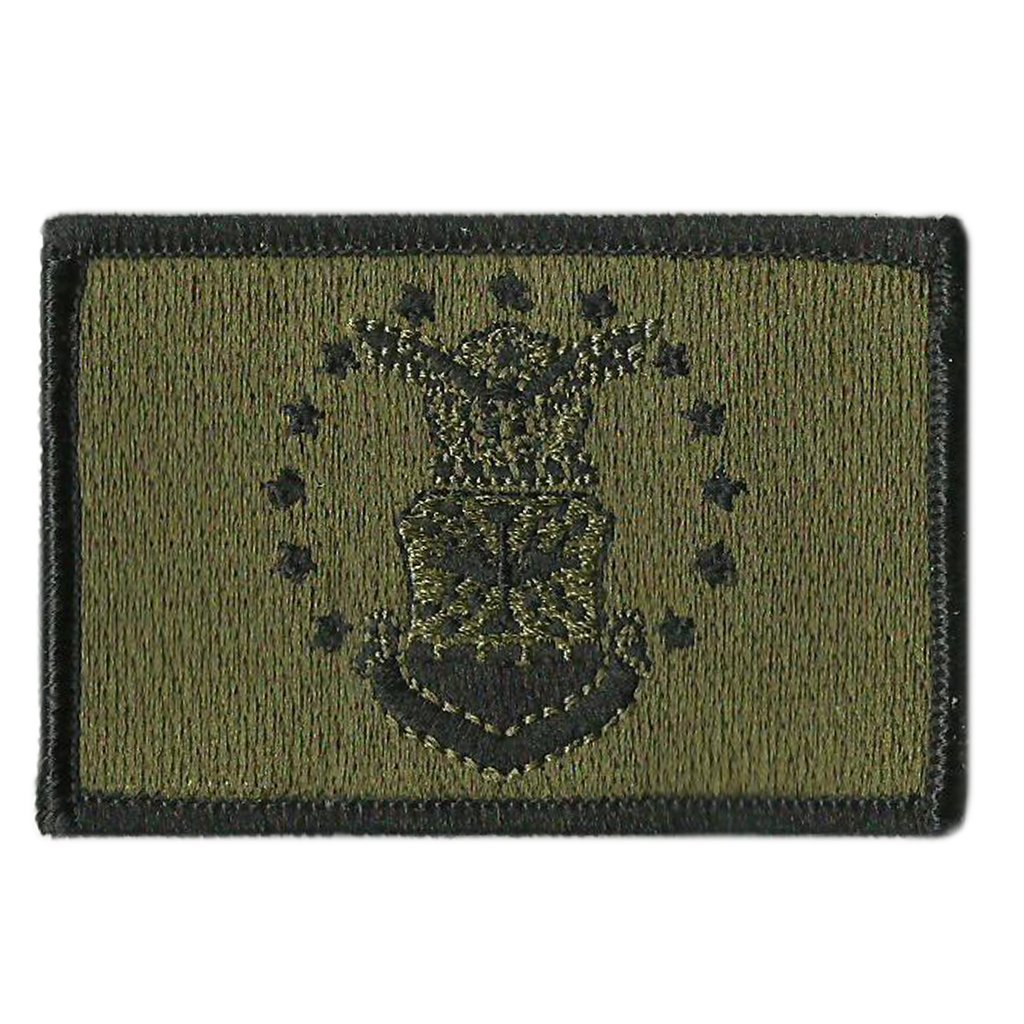 Air Force Flag Tactical Patch - Military