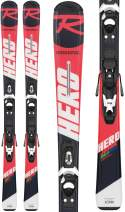 Rossignol Hero Jr/Kid-X 4 Ski Package Kid's