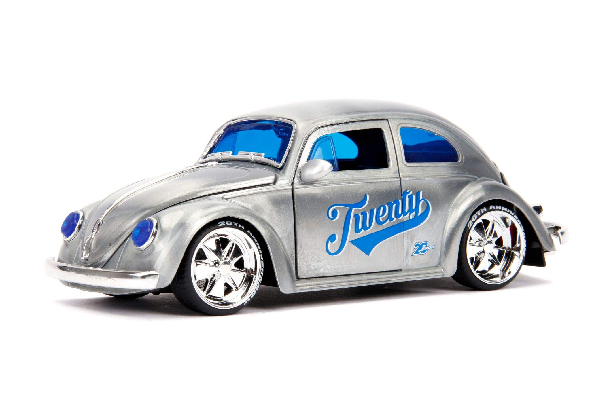 1:24 Jada 20 - Vdubs - '59 VW Beetle