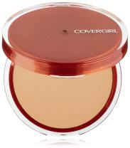 CoverGirl Clean Pressed Powder Soft Honey (W) 155, 0.39-Ounce Pan (Pack of 2)