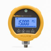 Fluke 700G Series Precision Pressure Test Gauge, 3 AA Alkaline Battery, -14 to 15 psi Range, 0.001 psi Resolution