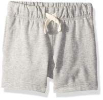 The Children's Place Baby Boys Solid Knit Shorts