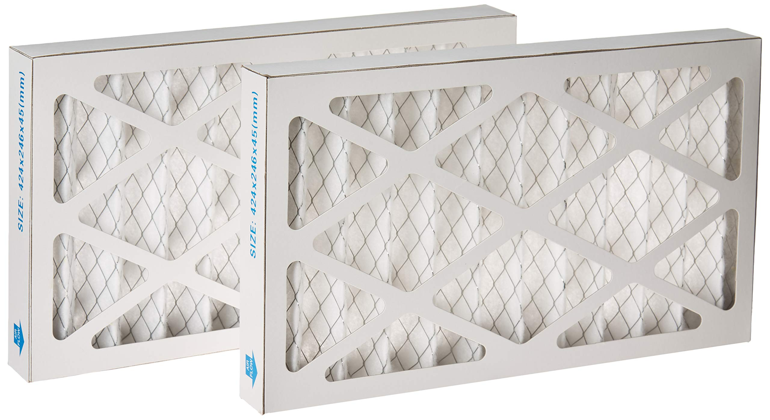 WEN 90243-027-2 5-Micron Outer Air Filters, 2-Pack (for the WEN 3410 Air Filtration System)