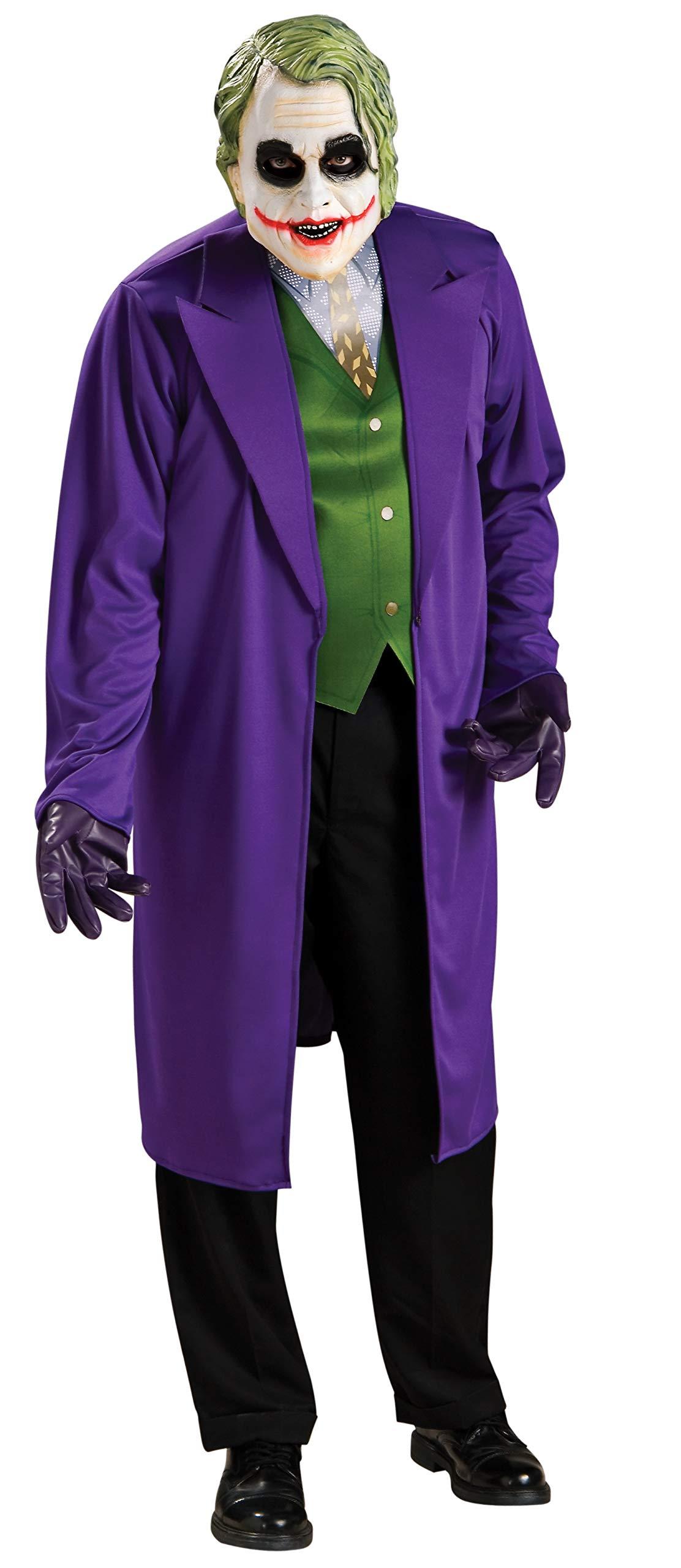 Batman The Dark Knight Joker Costume