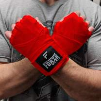"Forza Sports 180"" Mexican Style Boxing and MMA Handwraps - Red"