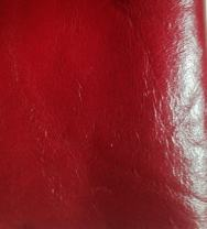 REED Leather HIDES - Cow Skins Various Colors & Sizes (12 X 24 Inches 2 Square Foot, RED)