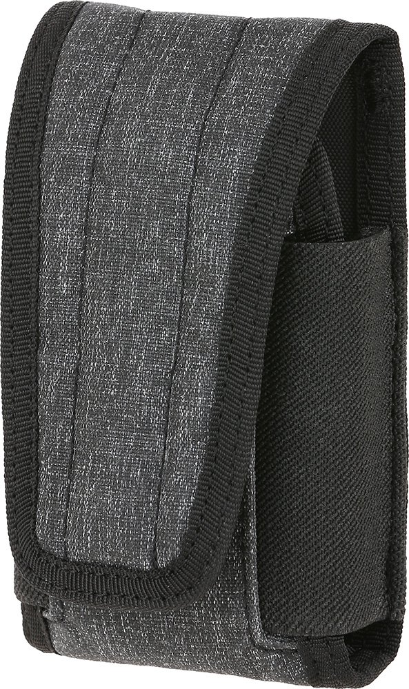 Maxpedition Gear Entity Utility Pouch Medium Fits Multitool, Pocket Knife, Flashlight, Mag, Charcoal