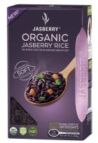 Organic Jasberry Rice 16 Ounces (Pack of 6)