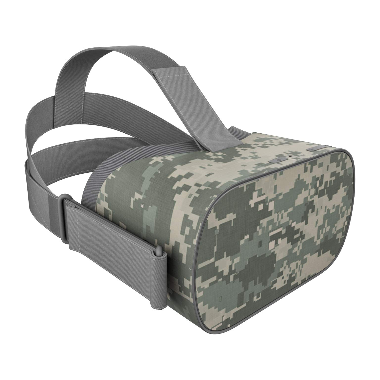 ACU Camo DecalGirl Skin for Oculus Go Mobile VR Headset - Ultra Thin Protective Vinyl Decal wrap Cover