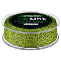 KATUYSHA Braided Fishing Line, Abrasion Resistant Zero Stretch Braided Lines 4/8 Strands Super Strong Superline 6Lb -100Lb Test 109/328/547/1094/2187 Yards
