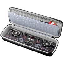 COMECASE Hard Travel Case for Numark DJ2GO2 | Pocket DJ Controller - Protective Carrying Storage Bag