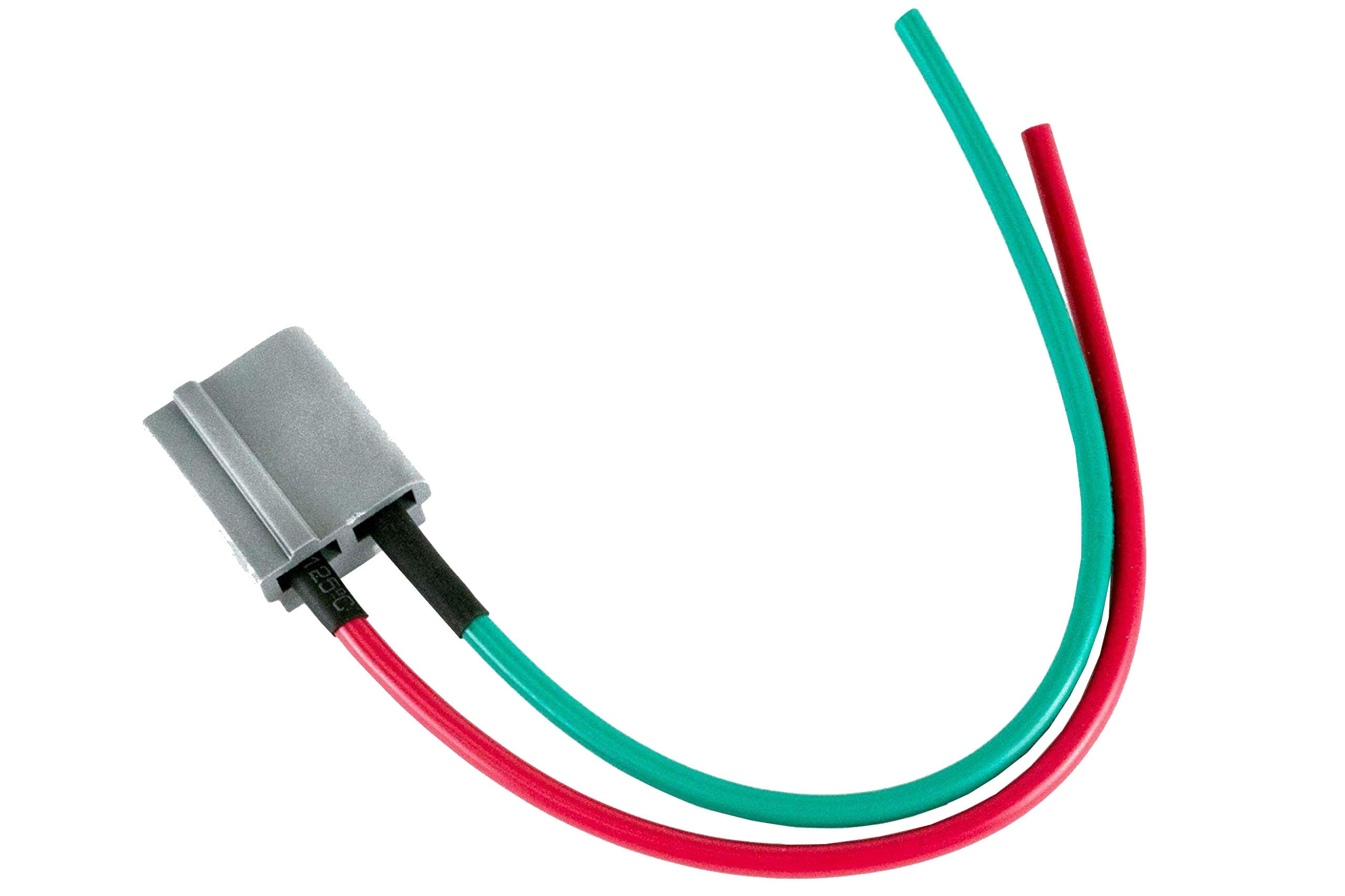 A-Team Performance 170072 HEI Distributor Battery and Tachometer Pigtail Wire Electrical Wiring Harness 12V