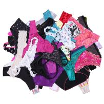 UWOCEKA Sexy Underwear, Kinds of Women T-Back Thong G-String Underpants Sexy Lacy Panties