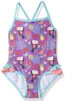 KIKO & MAX Girls' One Piece Swimsuit Bathing Suit