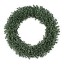 """Vickerman 42"""" Unlit Douglas Fir Wreath"""